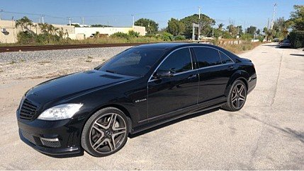 2011 Mercedes-Benz S63 AMG for sale 100950872