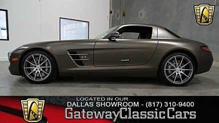 2011 Mercedes-Benz SLS AMG Coupe for sale 100816986