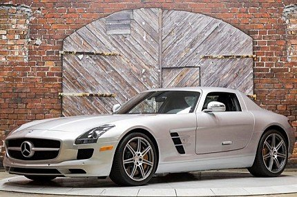 2011 Mercedes-Benz SLS AMG Coupe for sale 100866724