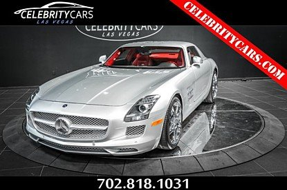 2011 Mercedes-Benz SLS AMG Coupe for sale 100868964
