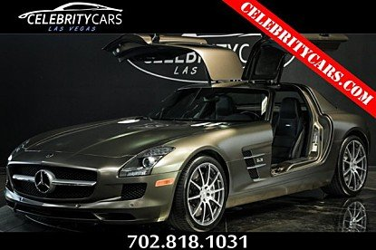 2011 Mercedes-Benz SLS AMG Coupe for sale 100957833