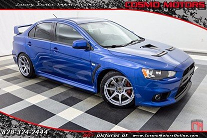 2011 Mitsubishi Lancer Evolution GSR for sale 100928847