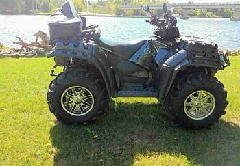 2011 Polaris Sportsman 850 for sale 200387944