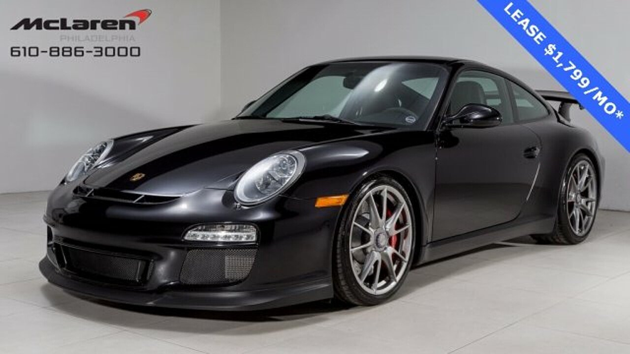 2011 Porsche 911 GT3 Coupe for sale 100893847