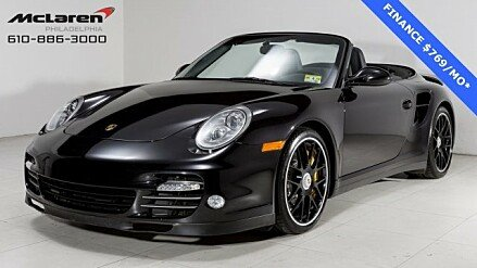 2011 Porsche 911 Cabriolet for sale 100928745