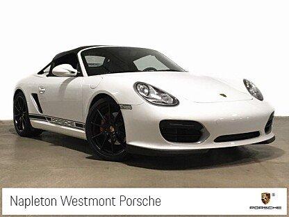 2011 Porsche Boxster Spyder for sale 101002660
