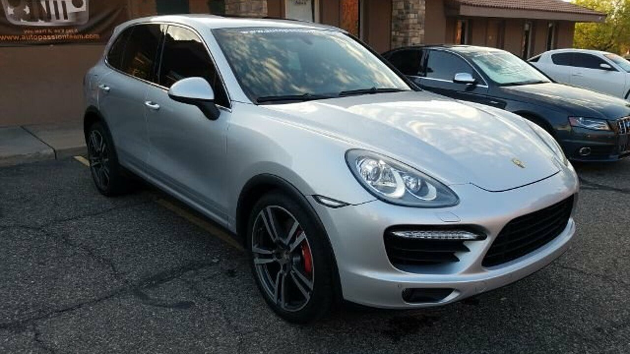 2011 Porsche Cayenne Turbo for sale 100981378