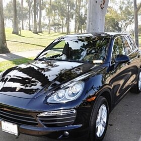 2011 Porsche Cayenne S for sale 100742122
