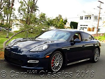 2011 Porsche Panamera Turbo for sale 100761127