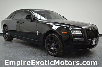 2011 Rolls-Royce Ghost for sale 100837088