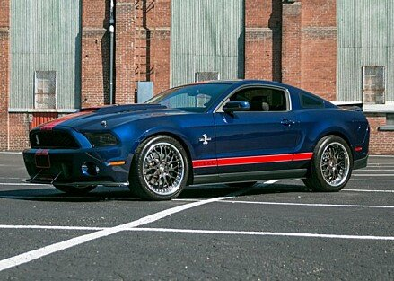 2011 Shelby GT500 for sale 100856137