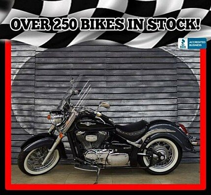 2011 Suzuki Boulevard 800 for sale 200493457