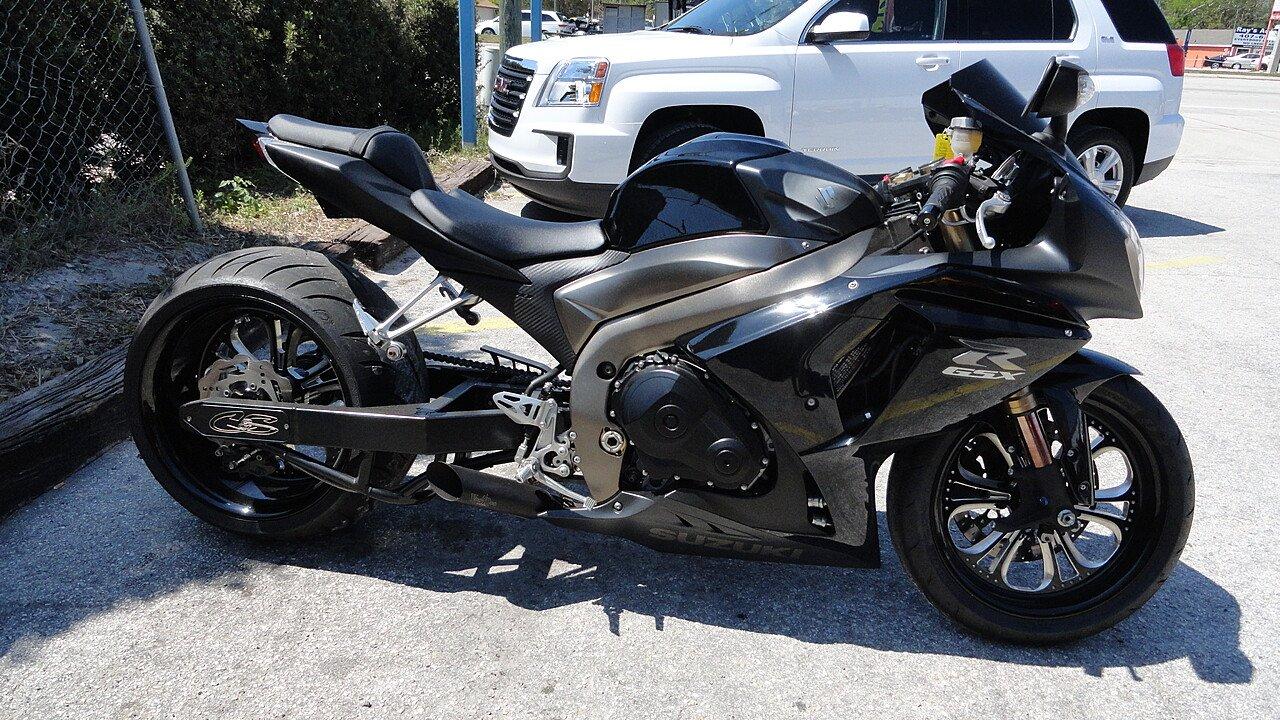 2011 Suzuki GSX-R1000 for sale 200437995