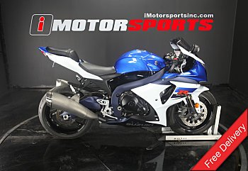 2011 Suzuki GSX-R1000 for sale 200612424