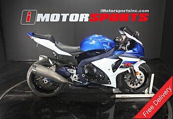 2011 Suzuki GSX-R1000 for sale 200612481