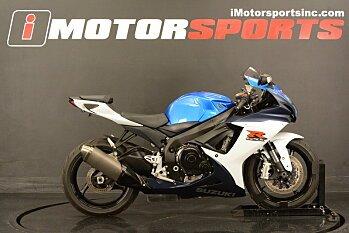 2011 Suzuki GSX-R600 for sale 200386423