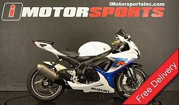 2011 Suzuki GSX-R600 for sale 200475083
