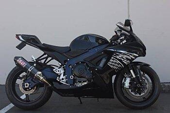 2011 Suzuki GSX-R600 for sale 200476445