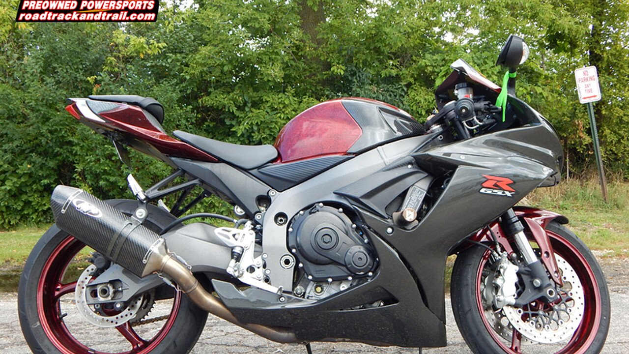 2011 Suzuki GSX-R600 for sale 200483555