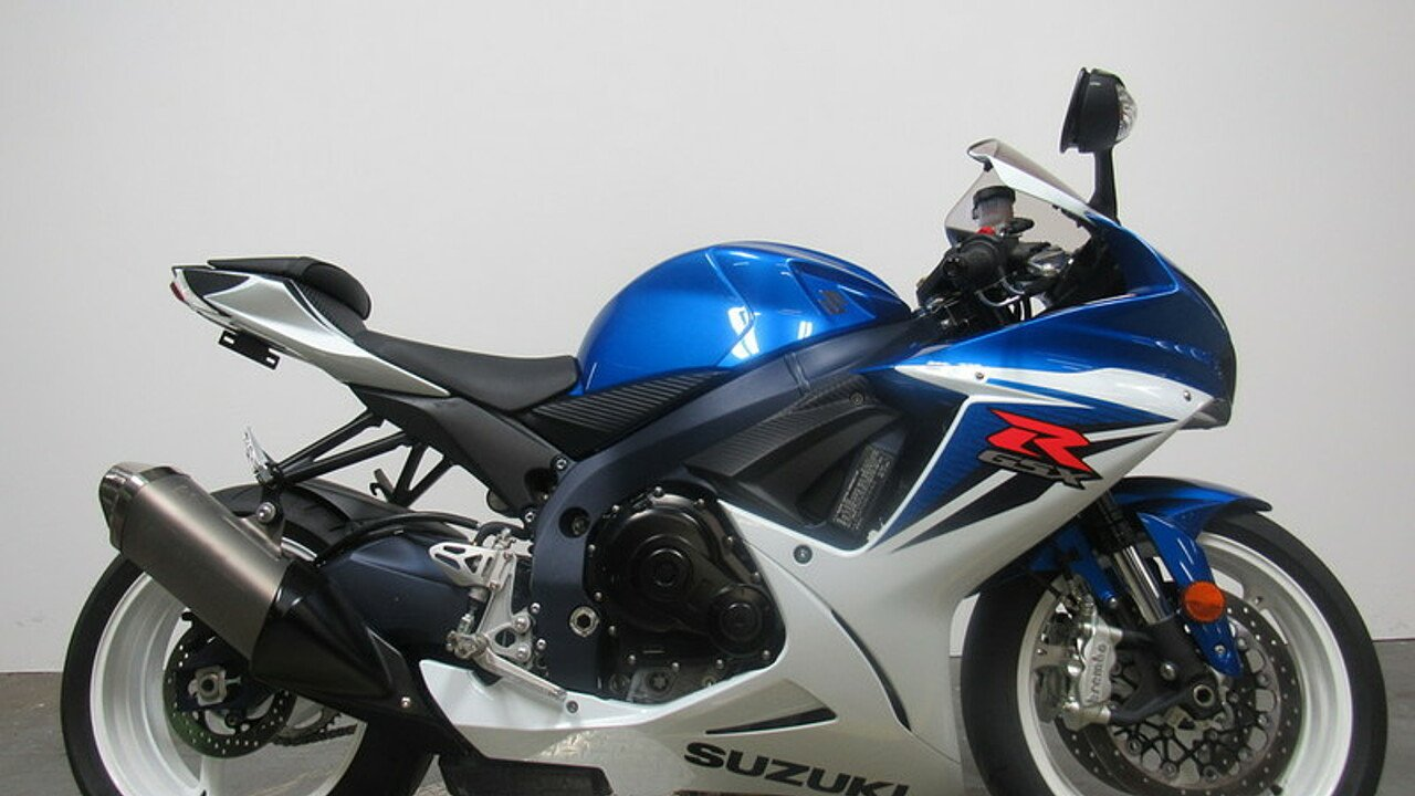 2011 Suzuki GSX-R600 for sale 200515327