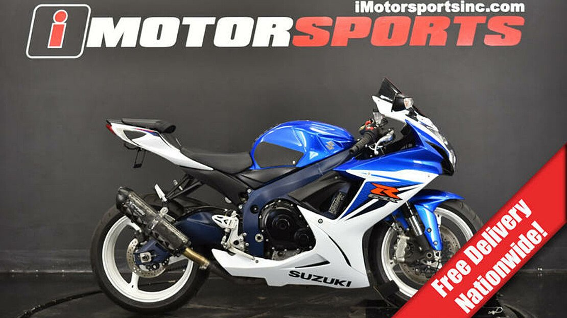 2011 Suzuki GSX-R600 for sale 200628488