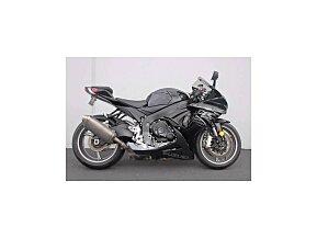 2011 Suzuki GSX-R600 for sale 200355230