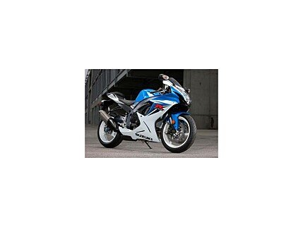 2011 Suzuki GSX-R600 for sale 200355231