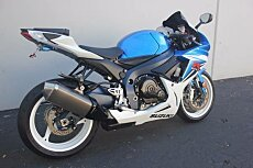 2011 Suzuki GSX-R600 for sale 200457797