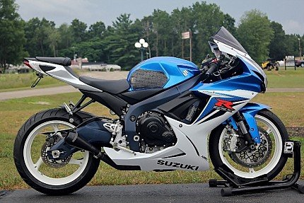 2011 Suzuki GSX-R600 for sale 200471132