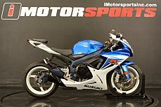 2011 Suzuki GSX-R600 for sale 200541439