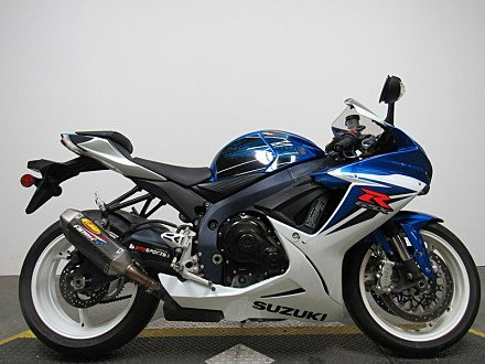 2011 Suzuki GSX-R600 for sale 200551650