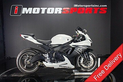 2011 Suzuki GSX-R600 for sale 200584019