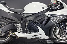2011 Suzuki GSX-R600 for sale 200584082