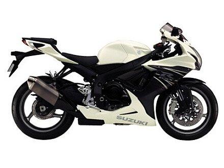 2011 Suzuki GSX-R600 for sale 200621448