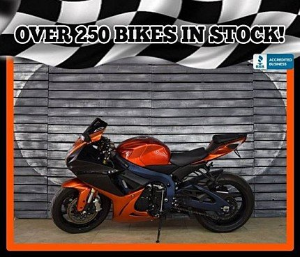 2011 Suzuki GSX-R750 for sale 200476982
