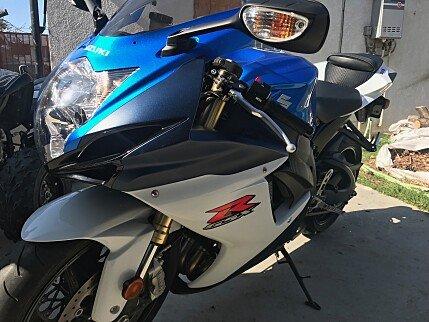 2011 Suzuki GSX-R750 for sale 200509011