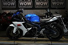 2011 Suzuki GSX-R750 for sale 200515640