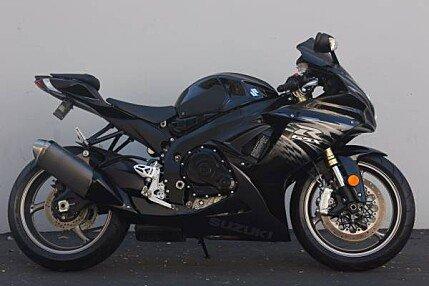 2011 Suzuki GSX-R750 for sale 200553360