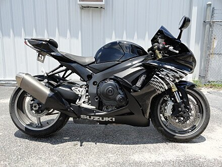 2011 Suzuki GSX-R750 for sale 200600908