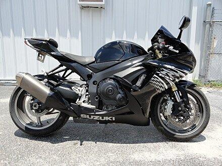 2011 Suzuki GSX-R750 for sale 200600908