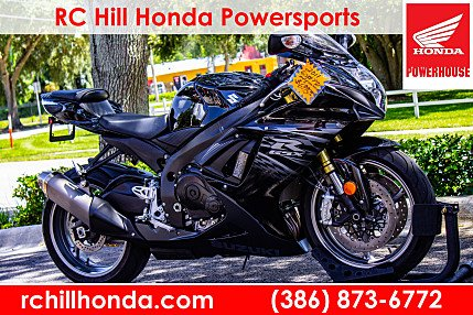 2011 Suzuki GSX-R750 for sale 200613109