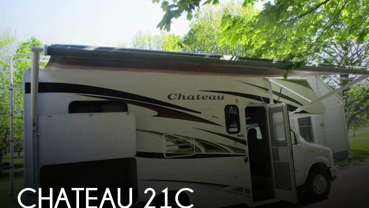 2011 Thor Chateau for sale 300135344