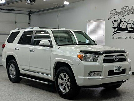 2011 Toyota 4Runner 4WD for sale 101018238