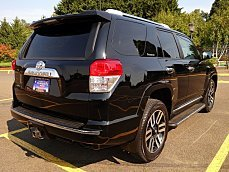 2011 Toyota 4Runner 4WD for sale 101027682
