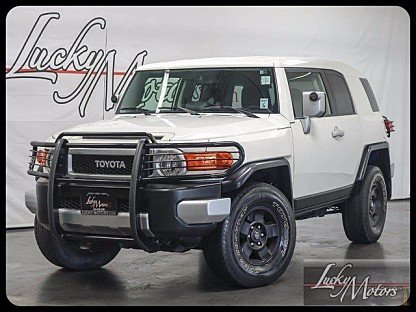 2011 Toyota FJ Cruiser 4WD for sale 100734342