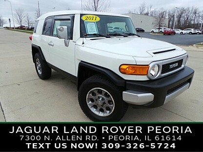2011 Toyota FJ Cruiser 4WD for sale 100929223