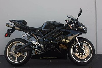 2011 Triumph Daytona 675 for sale 200493574