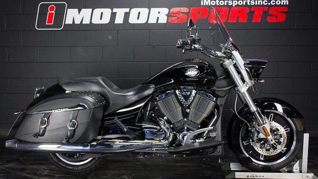 2011 Victory Cross Roads for sale 200547663