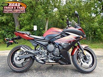 2011 Yamaha FZ6R for sale 200472760