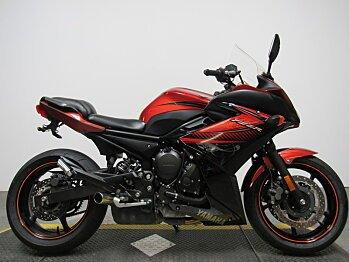 2011 Yamaha FZ6R for sale 200572863